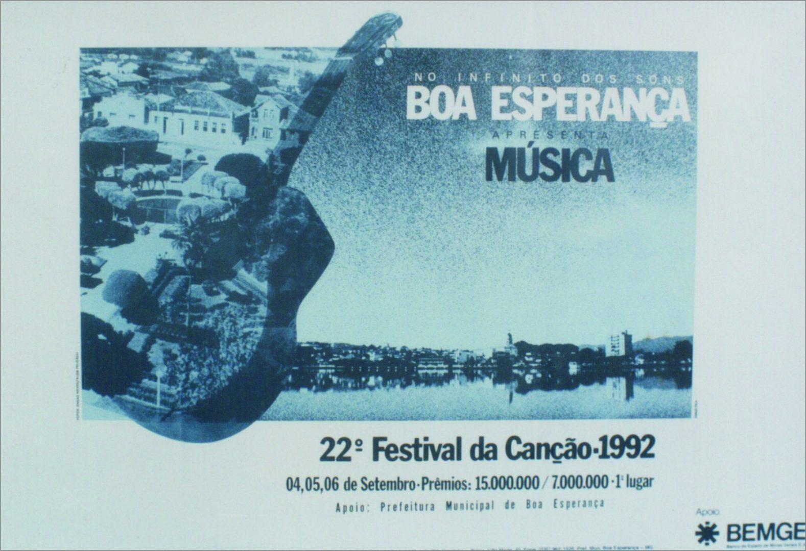 22º Festival da Canção de Boa Esperança