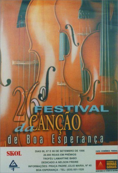 26º Festival da Canção de Boa Esperança