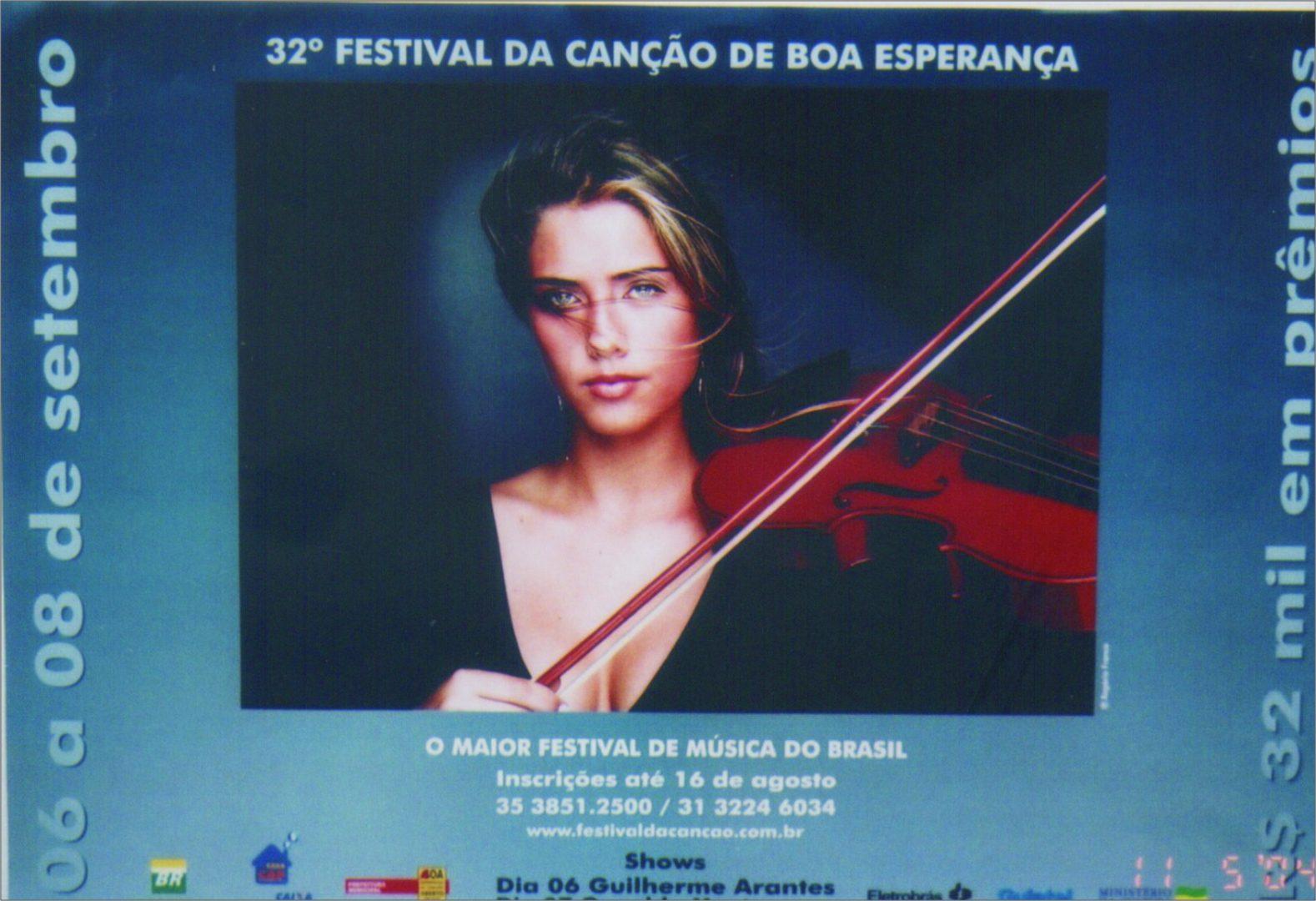 32º Festival da Canção de Boa Esperança