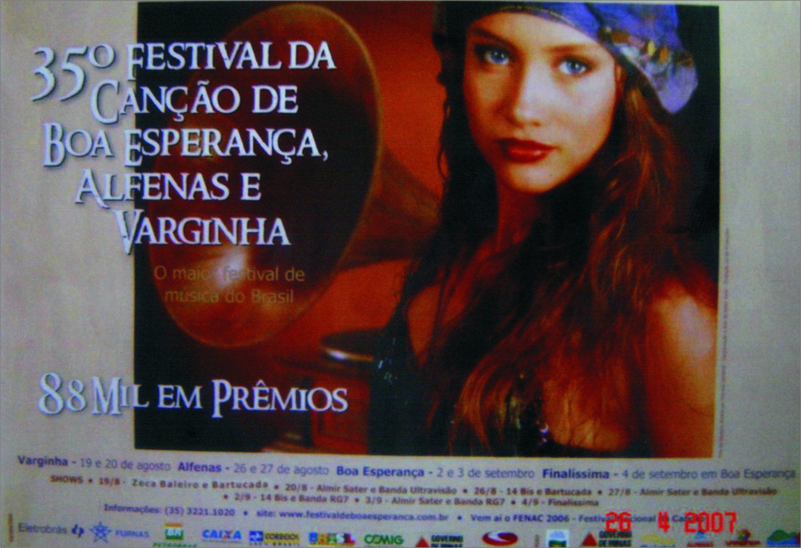 35º Festival Nacional da Canção