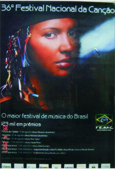 36º Festival Nacional da Canção