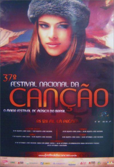 37º Festival Nacional da Canção
