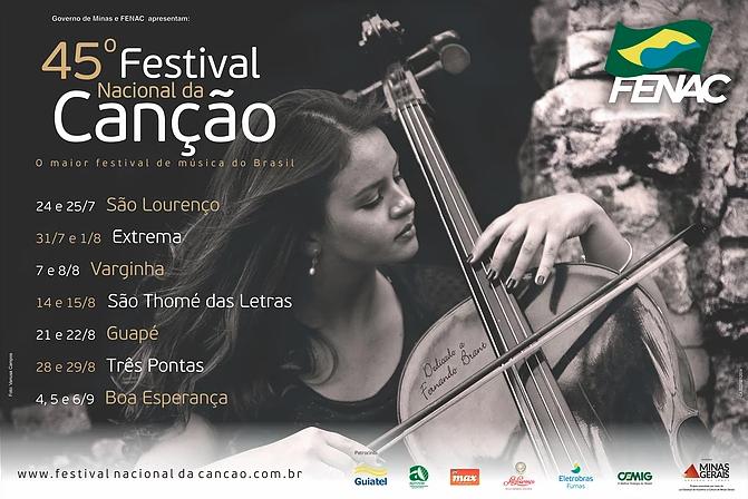 45º Festival Nacional da Canção