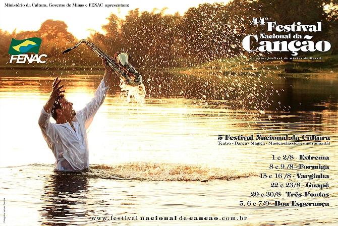 44º Festival Nacional da Canção