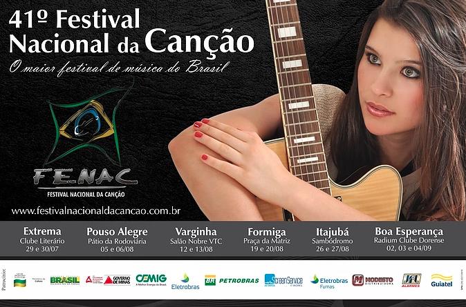 41º Festival Nacional da Canção