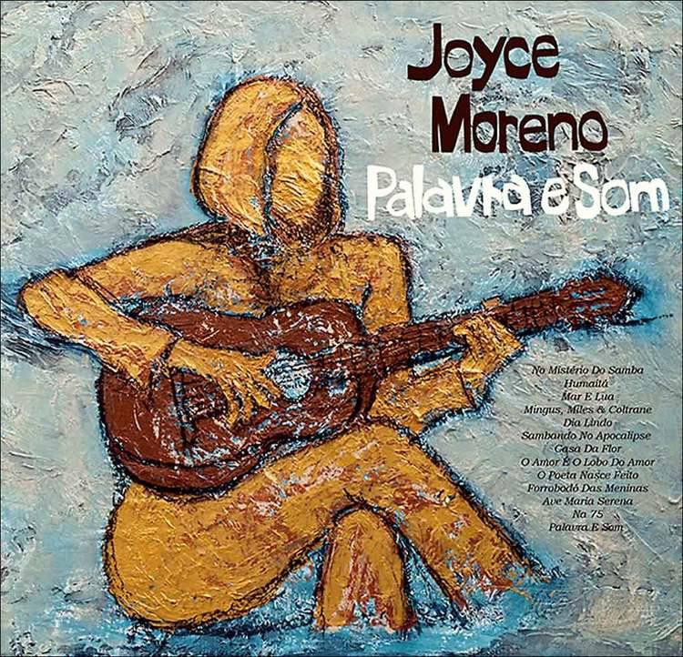 Joyce Moreno lança Palavra e som, com 13 canções inéditas de sua autoria
