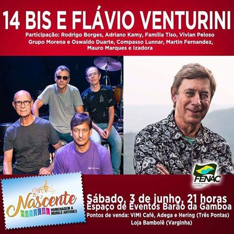"""""""Nascente"""" amanhã em Três Pontas"""