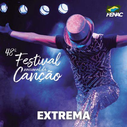 Capa músicas Extrema