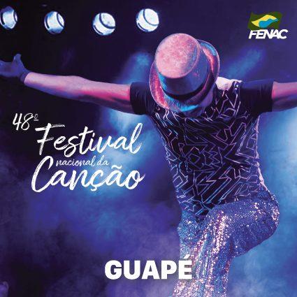 Capa Músicas Guapé