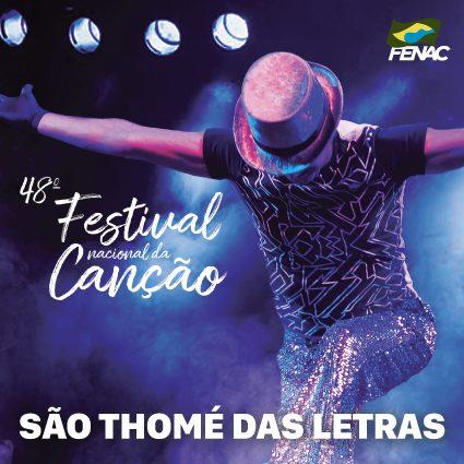 Capa músicas São Thomé das Letras