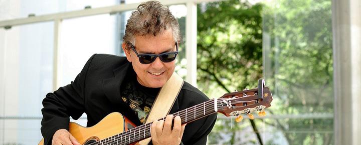 """Memória Fenac   Com a música """"Nós Dois"""", Tadeu Franco ganhou o primeiro lugar do Festival Nacional da Canção no passado"""