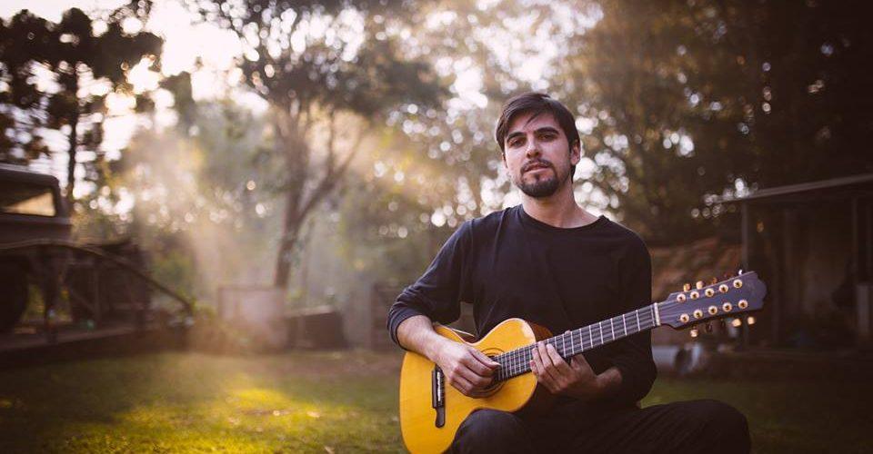 Regionalismo: João Triska traz canções inspiradas na cultura paranaense