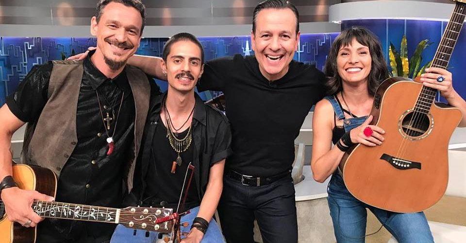 Duas Casas: banda paulista, que participou do Fenac, estará em programa de entrevistas em São Paulo