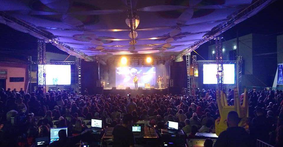 Perdões e Barroso recebem, pela primeira vez, o Festival Nacional da Canção