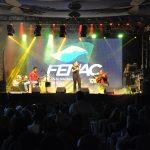 Fenac ajudou a projetar músicos que hoje são reconhecidos no cenário nacional