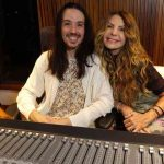 Em família: Elba grava disco em casa